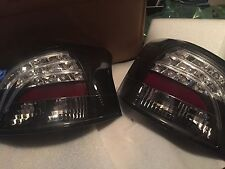 Toyota Yaris Led rear tail lights Sports Look - pair 2008+