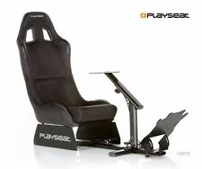PLAYSEAT Evolution DELL' ALCANTARA 8717496871480 reale SEGGIOLINO AUTO PER XBOX PS PC RUOTE