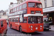 MIDLAND RED SHA882G 6x4 Bus Photo