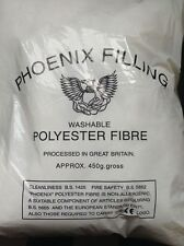 PHOENIX 450G Polyester Filling, Toy,Teddy Bear, Cushion, Pillows,Stuffing fibre