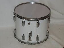 """Ludwig 15"""" Marching Snare Drum Chicago Badge 3106323 New Heads"""