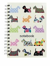 A5 SCOTTIE DOG SCOTTISH TERRIER NOTEBOOK NEW