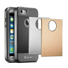 iPhone SE Case, New Trent Trentium Rugged protective durable case for iPhone 5S