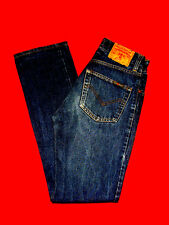 ENERGIE JEANS ITALY W27 L32 DARK BLUE DENIM BRANDED WESTERN NEUW. !!! TOP !!!