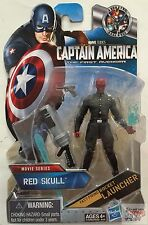 "RED SKULL Movie Captain America MARVEL UNIVERSE 2010 3.75"" INCH ACTION FIGURE"