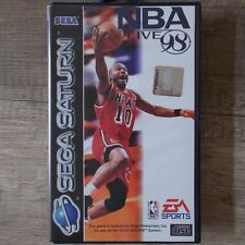 Sega Saturn ► NBA Live 98 ◄ komplett in OVP | TOP