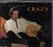 Julio Iglesias-Crazy cd maxi single