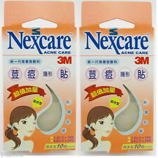 92Pcs 3M Nexcare Acne Dressing Pimple Stickers Patch Combo