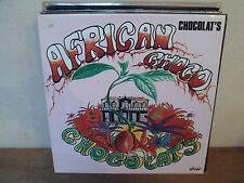 """LP 12"""" CHOCOLAT'S - African Choco - M/MINT - NEUF - ELVER - 143.020 - BELGIUM"""