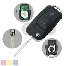 Flip Key 433MHz Chip fit for SKODA Octavia Remote Fob 1J0 959 753 N
