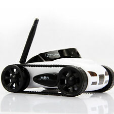 777-270 i-Spy RC Tank WiFi App-Controlled Move &Video Camera by Andriod iphone