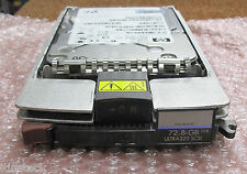 "HP 73GB 15k 3.5"" Ultra~320 SCSI Hard Drive HDD with ProLiant Caddy 356914-002"