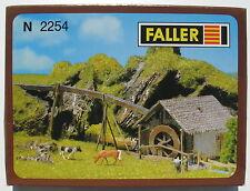 FALLER 2254 - Wassermühle - Spur N - Eisenbahn Modellbausatz