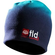 NWT TLD Troy Lee Designs Beanie Faded Blue SICK LID!  LAST ONES! hat jersey
