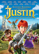 NEW Justin and the Knights of Valor (DVD, 2014)