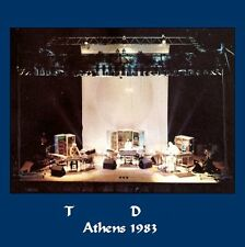 T D - Athens 1983 (tangerine dream)