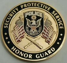 CIA Central Intelligence Agency Security Protective Service Honor Guard 1.75""