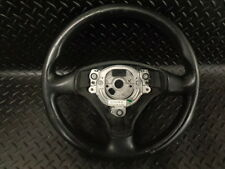 2002 AUDI TT 1.8 TURBO LEATHER STEERING WHEEL 8N0419091B
