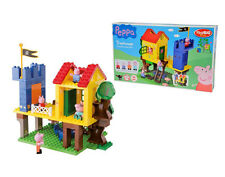 "Construction Set PlayBIG ""Treehouse"" Peppa Pig 94 pcs. for children 18 months +"