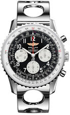 BRAND NEW AUTHENTIC BREITLING NAVITIMER 01 MENS WATCH SALE | AB012012/BB02-222A