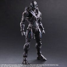 Halo 5 Guardians Spartan Locke Play Arts Kai Action Figure Square Enix 10""