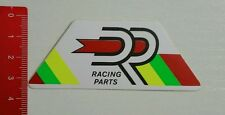 Aufkleber/Sticker: DR Racing Parts (140416146)