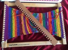 Harrisville Designs Lap Loom Size A 12 X 16 Craft Weaving ~ Made in USA
