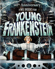 Young Frankenstein (Blu-ray Disc, 40th Anniversary Edition) Fast Shipping NEW