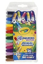 Crayola 16-count Pip-squeaks Markers, New