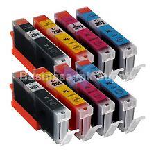 8 COLOR CLI-251XL Ink Tank for Canon Printer Pixma MX722 MX922 MG5420 CLI-251