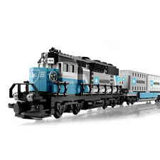 LEGO city treno 10219 - Locomotiva maersk (train) cargo