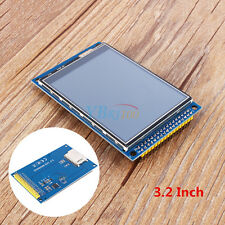 "3.2""3.2 inch TFT LCD Display Module Touch Panel & SD Card Cage for Arduino"
