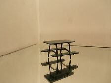 Diorama Piece - Picnic Table With Attacted Seats - 1/64 Scale Prop - Excellent -