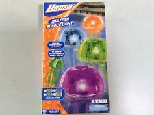 Purple Banzai inflatable floating jellyfish pool lights Led Party light toy
