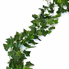 156 feet Fake Foliage Garland Leaves Decoration Artificial Greenery Ivy Vine Pla