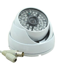 HD 1200TVL SONY CCD Color Cctv Security Camera Outdoor Dome OSD Video AS20-12W