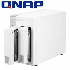 QNAP ts-231 NAS 2-bay 512mb di RAM Freescale ARM Cortex-a9 1.2 GHz Dual Core SATA