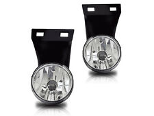 Dodge Ram 1500 2500 1994 - 2002 94-02 W/O Sport Package Fog Light Lamp Pair Set