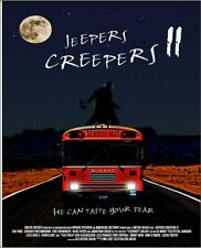 """2"""" x 3"""" Magnet Jeepers  Creepers 2 Movie Poster FRIDGE MAGNET Souvenir"""