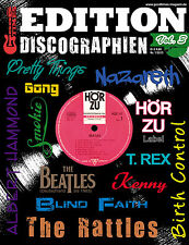 GoodTimes Edition Vol. 3 - Discographien u.a. Rattles, Gong, Smokie, Blind Faith
