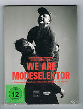 WE ARE MODESELEKTOR - A DOCUMENTARY ABOUT BRONSERT & SZARY - NEUF NEW NEU