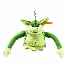 Steiff Edric Monster Keyring EAN 112478 4.7 inches Soft Plush NEW
