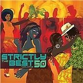 Various Artists - Strictly the Best, Vol. 50 2014 ROOTS ROCK REGGAE RASTA