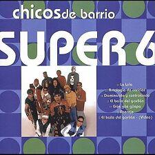 NEW CD: Chicos De Barrio - Super Seis Enhanced (2003)