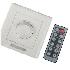 12-24V-8A IR Remote LED Light Dimmer Brightness Control