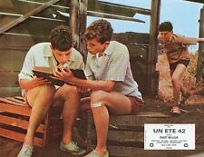 JERRRY HOUSER GARY GRIMES OLIVER CONANT SUMMER OF '42 1971 VINTAGE LOBBY CARD #3