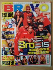 BRAVO 50 5.12. 2001 (2) Brosis Robbie Williams DMX Anastacia Alicia Keys Echt