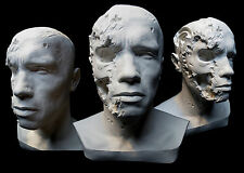 Arnold Schwarzenegger Terminator Bust T2 Planet Hollywood Stage 5 T800 Endoskull