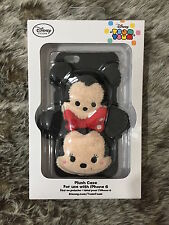 *BRAND NEW* - Disney Tsum Tsum -  3D Minnie & Mickey Plush Case - iPhone 6