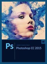 ADOBE  PHOTOSHOP CC 2015/2016 MAC - WINDOWS